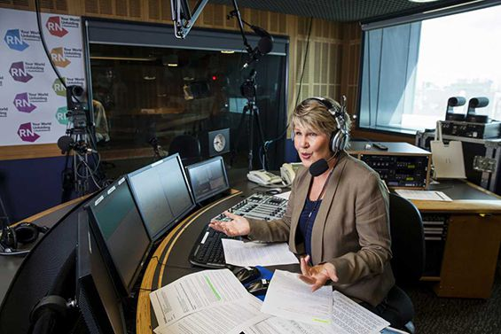 Fran Kelly Radio National Breakfast