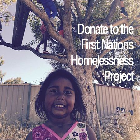 Donate to the First Nations Homelessness Project